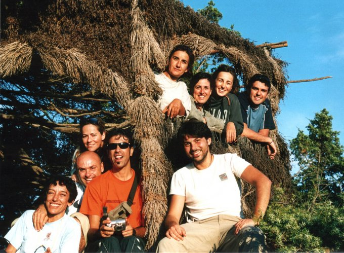 Speleologi - Torre dei Corsari 2005