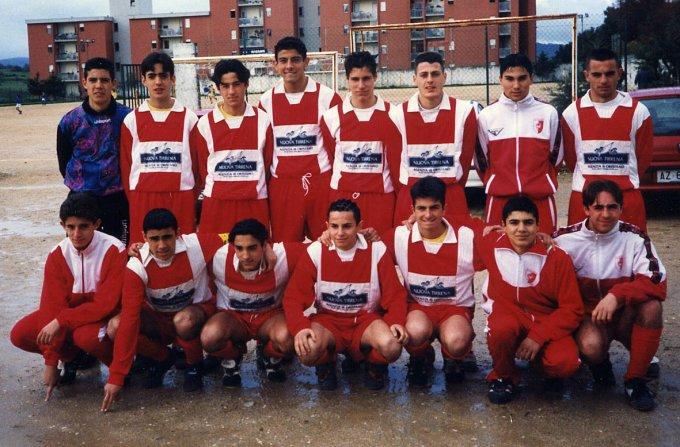 Tharros Allievi 1998-1999