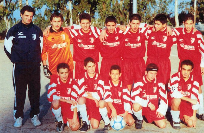 Tharros Scuola Calcio 2001-2002