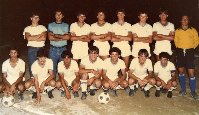 San Paolo Oristano anni ottanta