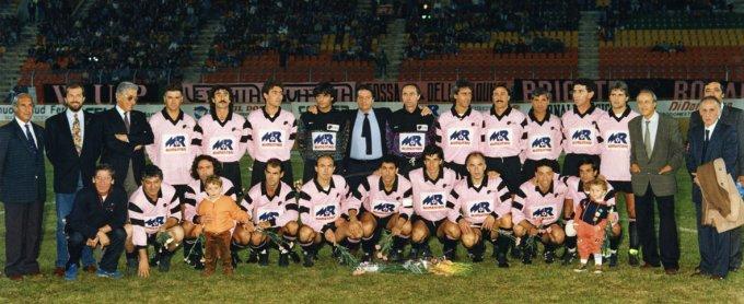 Palermo Vecchie Glorie 1990