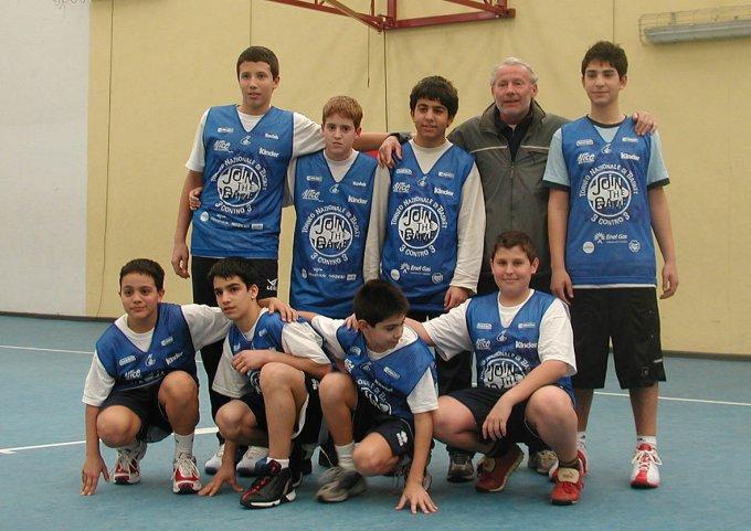 Azzurra Basket - Cagliari 2004
