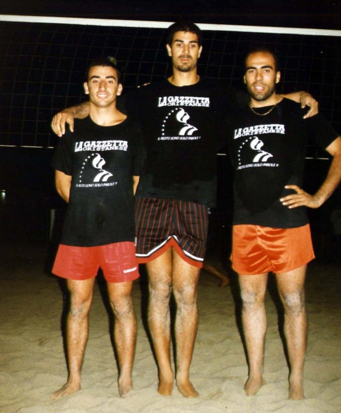 Torneo 3X3 Beach Volley