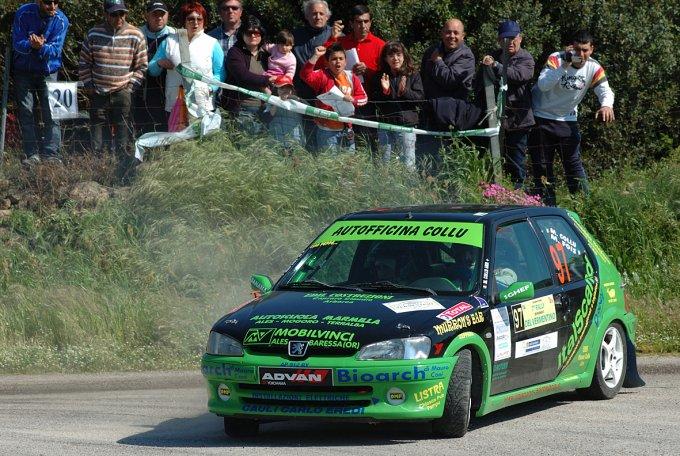 Equipaggio Collu-Fois 2008