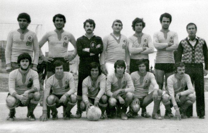Fitochimica Calcio 1975