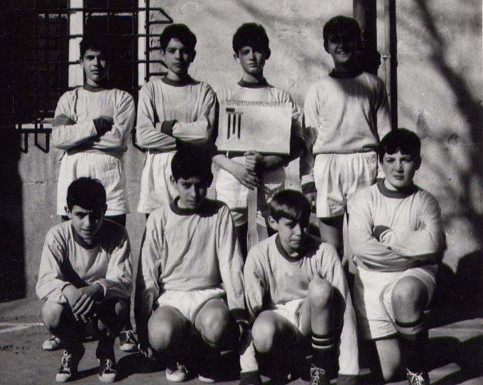 Collegio Sant\'Ippolito - prima squadra