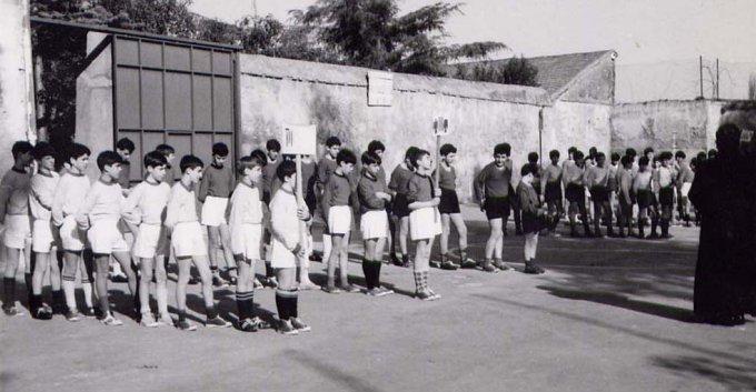 Collegio Sant\'Ippolito - presentazione delle squadre