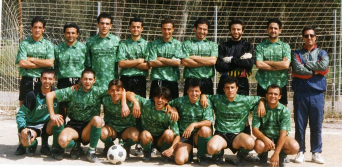 Folgore Oristano 1992