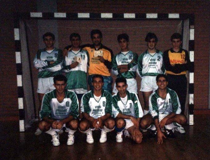Handball Club Oristano 1991-1992