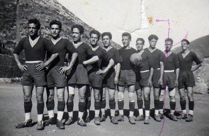 Monteponi Iglesias anni cinquanta