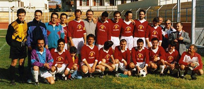 Olympia Calcio Oristano 1998