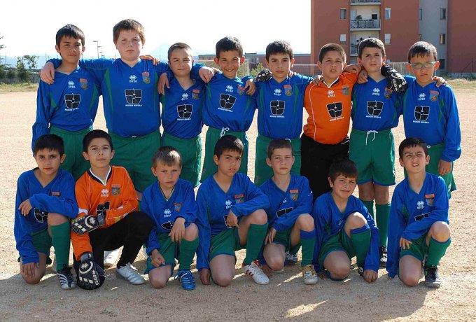 Orani Calcio Pulcini - 2008