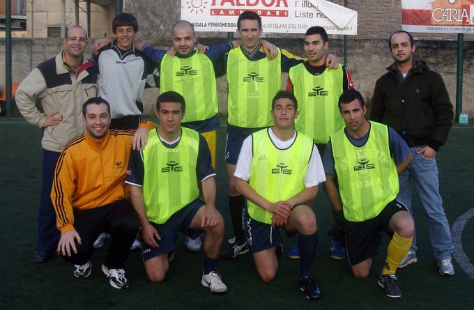 Associazione Oristano Giovane - 2008