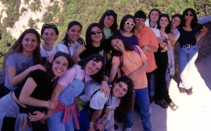 Liceo Classico De Castro - Oristano 1998