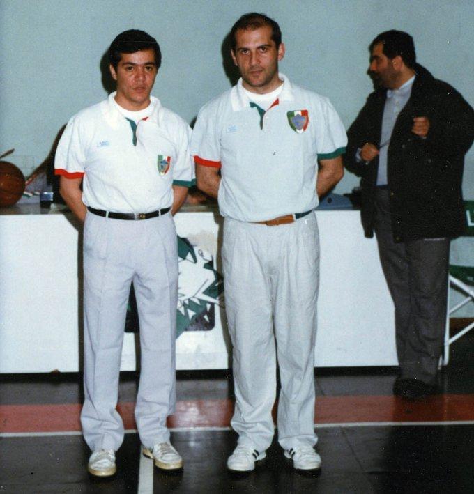 Arbitri di Pallacanestro a Sassari