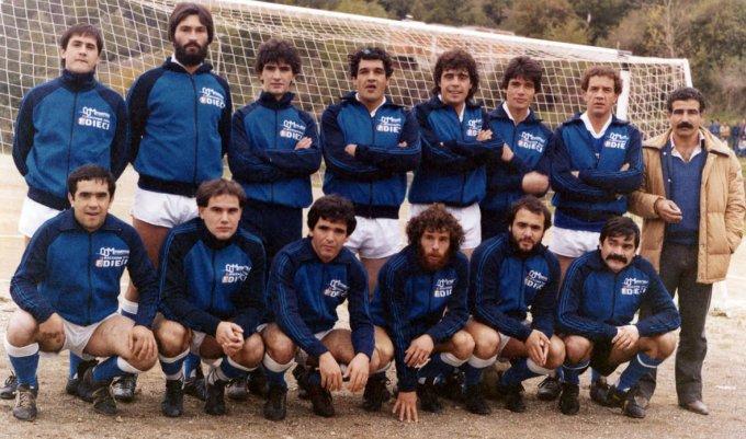 Taloro Calcio 1982-1983