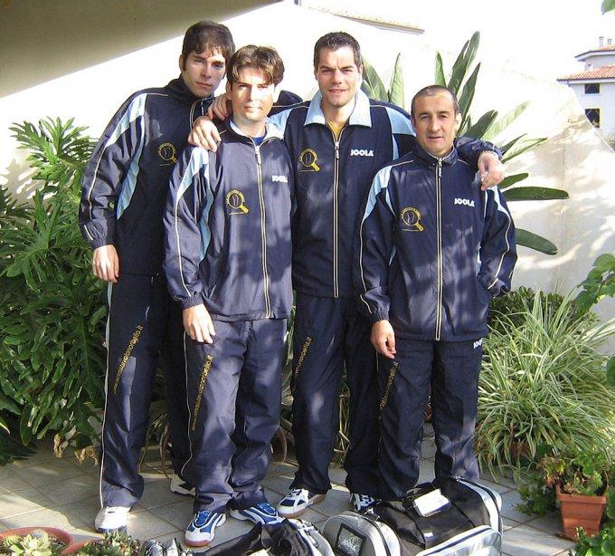 A.S.D. Tennistavolo Norbello - 2007