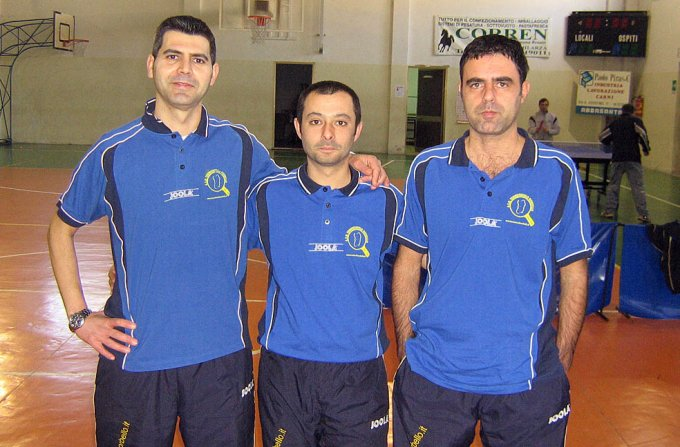A.S.D. Tennistavolo Norbello 2008