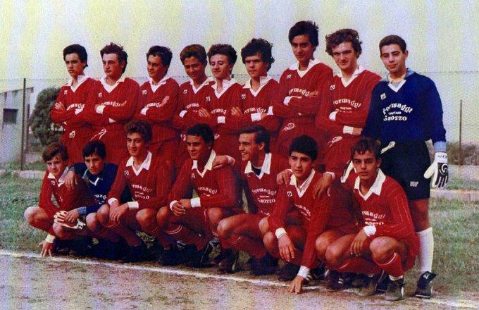 Tharros Allievi 1984-1985