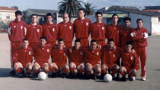 Tharros Juniores 2001-2002