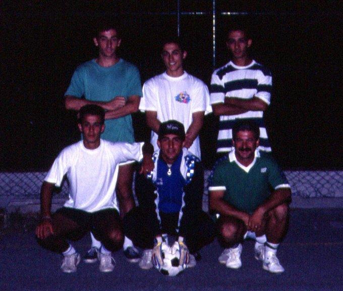 Torneo Sa Rodia Oristano 1992 - Due