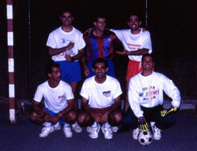 Torneo Sa Rodia Oristano 1992