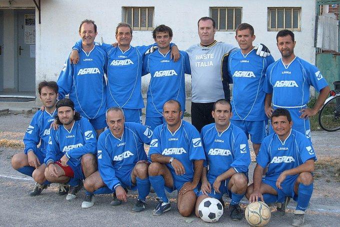 Waste Aspica 2008