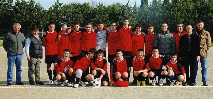 Abbasanta Calcio Allievi 2006/2007
