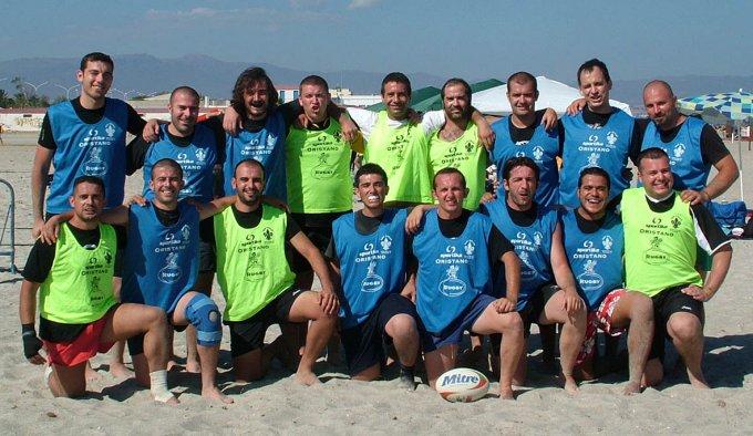 A.S.D. Rugby Oristano - Cagliari 2008