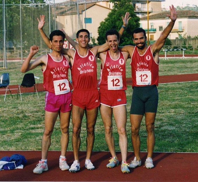 Atletica Oristano 1993