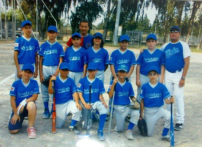 Baseball Oristano - 2008