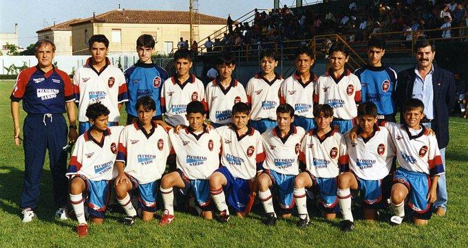 Cagliari Calcio Allievi 1997