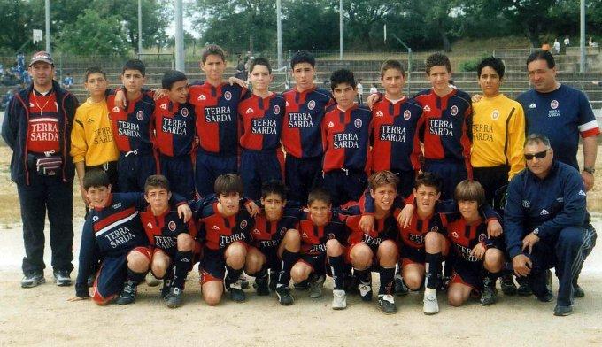 Cagliari Calcio Esordienti - Silanus 2003-2004
