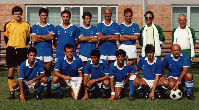 CRAL Banca Commerciale - Parma anni novanta