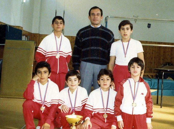 G.S. De Castro Coppa Sardegna 1986