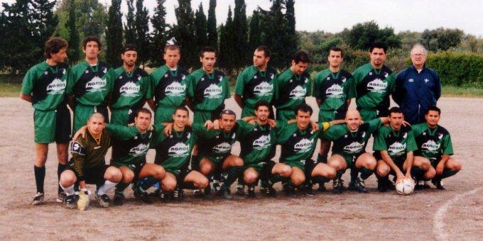 Folgore Calcio Oristano 2001-2002
