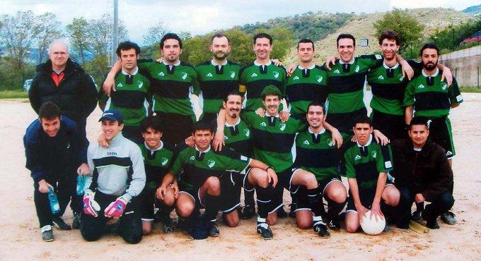 Folgore Calcio Oristano 2003-2004