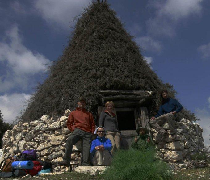 Trekking nel Supramonte di Dorgali 2008
