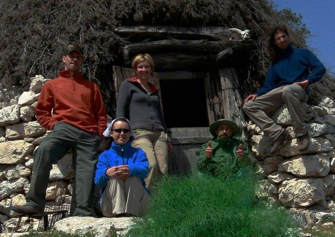 Trekking - Dorgali 2008