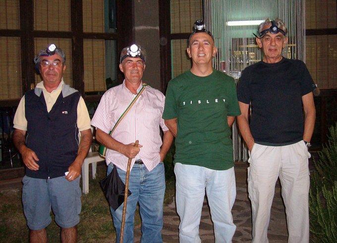 Escursione a Monte Arci 2008