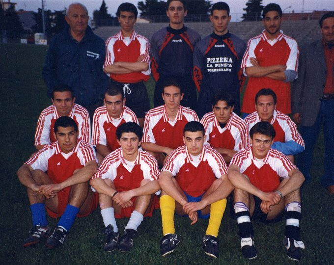 Oristanese Calcio Under 18 - 1998