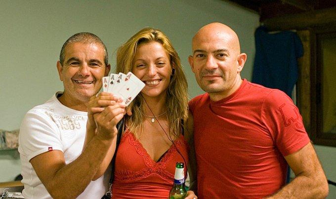 Oristano Hold\'em Club 2008