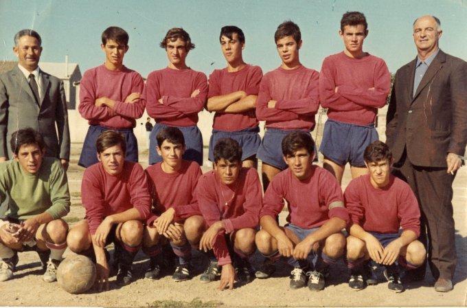 Sacro Cuore - fine anni 1960