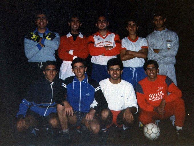 Torneo Sacro Cuore - Oristano 1991