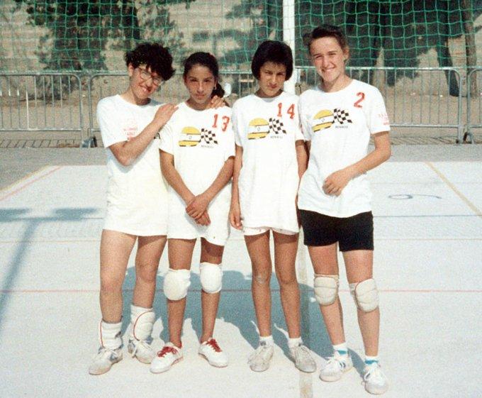 Zuradili Pallavolo Marrubiu - Oristano 1989