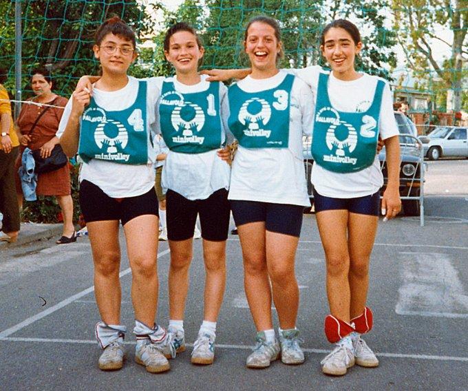 Trofeo Topolino Minivolley - Uras 1990