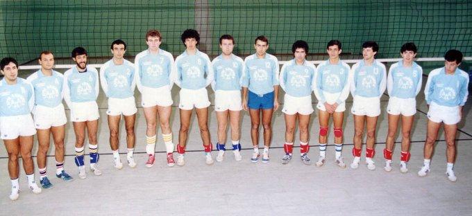 Arborea Pallavolo 1983-84