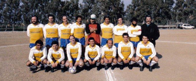 Artigiani - Oristano 1990-1991