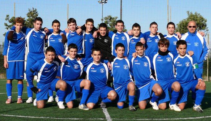 Assemini \'80 Allievi 2007-2008
