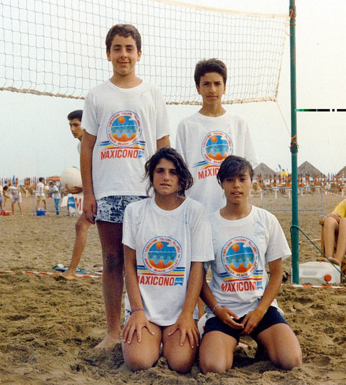 Beach Volley Junior Pescara 1991